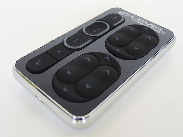 eLEVEL用タッチパッドコントローラー
