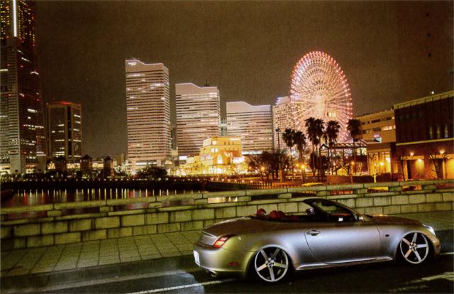 Stance Magazine スタンスマガジン 09 掲載車 ソアラ ジャッツエアサスカスタム