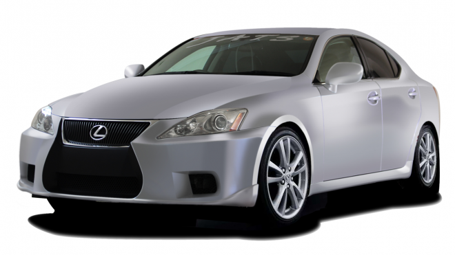 LEXUS IS CUSTOM2