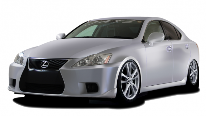 LEXUS IS CUSTOM3