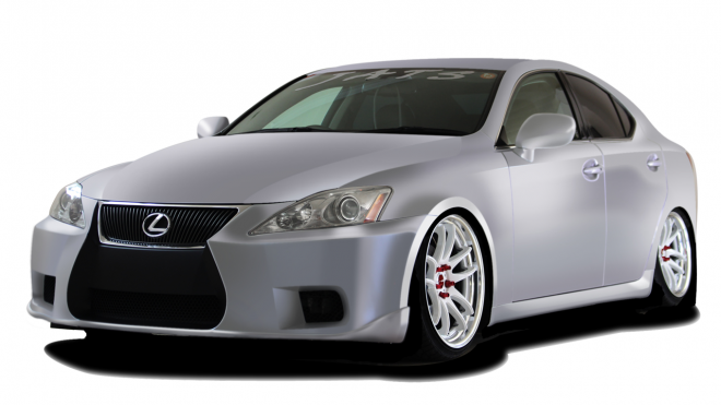 LEXUS IS CUSTOM4