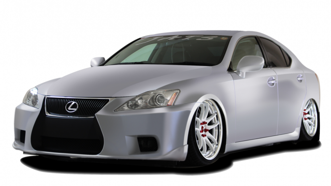 LEXUS IS CUSTOM5