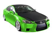 LEXUS IS custom color カスタムペイント グリーン