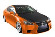 LEXUS IS custom color カスタムペイント オレンジ
