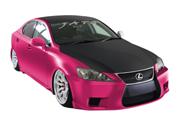LEXUS IS custom color カスタムペイント ピンク