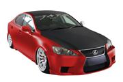 LEXUS IS custom color カスタムペイント レッド