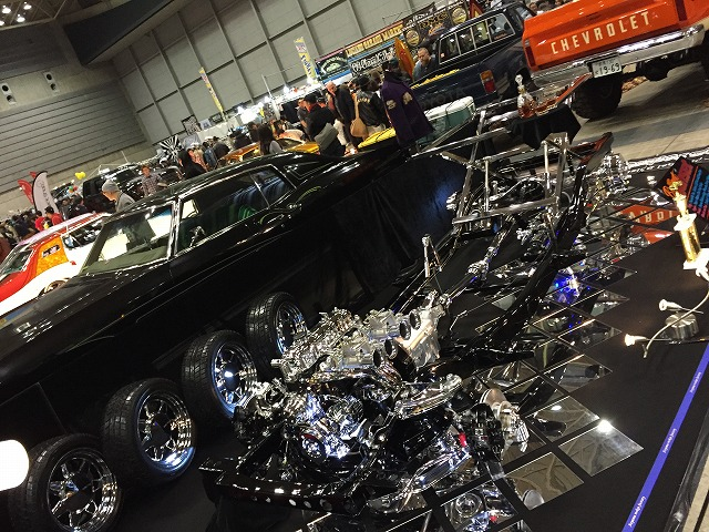 HOT ROD CUSTOM SHOW横浜 (48)