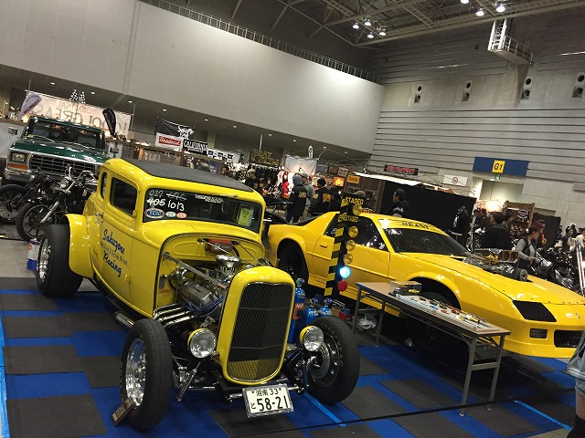 HOT ROD CUSTOM SHOW横浜 (16)