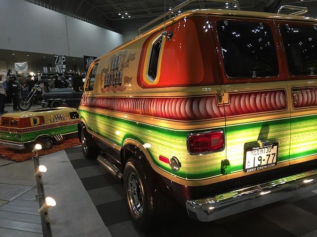 HOT ROD CUSTOM SHOW横浜 (154)