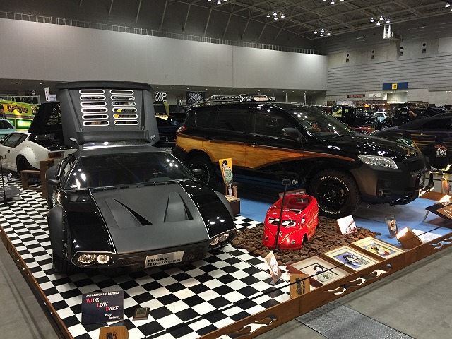 HOT ROD CUSTOM SHOW横浜 (2)