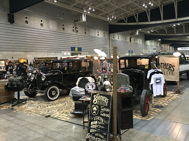 HOT ROD CUSTOM SHOW横浜 (12)