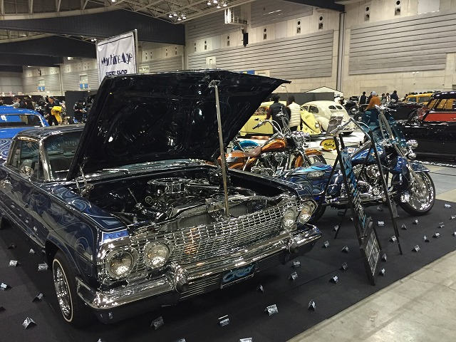 HOT ROD CUSTOM SHOW横浜 (15)