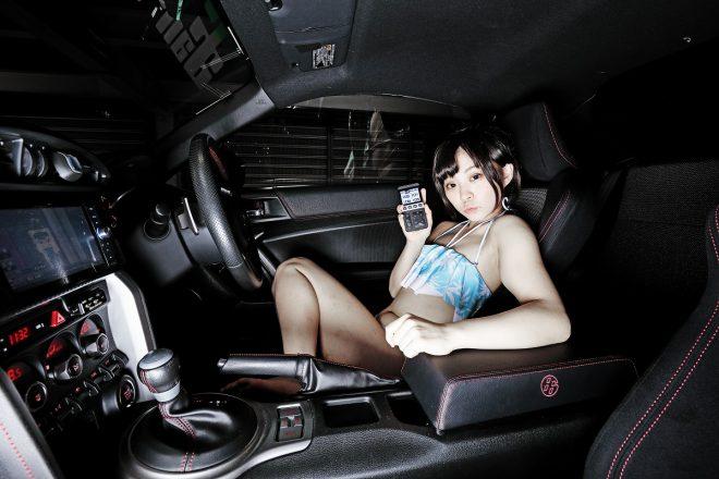 スタンスマガジン掲載 TOYOTA86 仮面女子 エアサス
